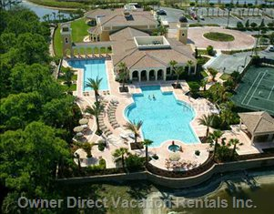 Beautiful Venetian Golf & River Club Resort Living