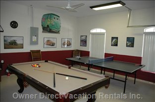 The Well Equipped Games Room