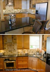 This Kitchen is to Die For.