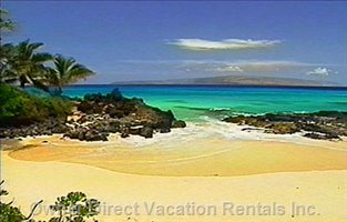 Majestic Maui Beaches Only 3-5 Minutes Away. Ulua Beach is Especially Great for Snorkeling & Scuba Training & Standup Paddle Boarding