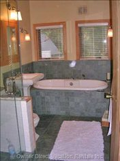 Master Bath Upper Room