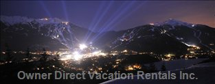 Whistler and Blackcomb Mountains - Whistler and Blackcomb Mountains Are a 10 Min Walk Or a Free Shuttle Ride from Glaciers Reach.