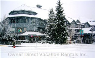 Glacier Lodge - Ski in / Ski out at Whister'S Blackcomb Mountain