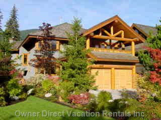 Whistler Mountain Dream Home